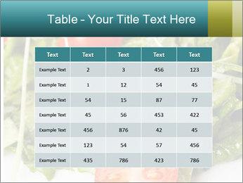 Summer salad PowerPoint Templates - Slide 55