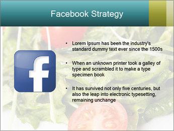 Summer salad PowerPoint Templates - Slide 6