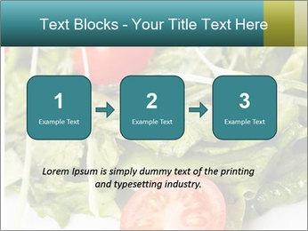 Summer salad PowerPoint Templates - Slide 71