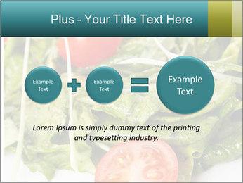 Summer salad PowerPoint Templates - Slide 75