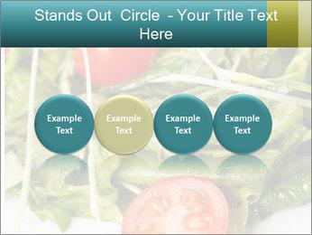 Summer salad PowerPoint Templates - Slide 76
