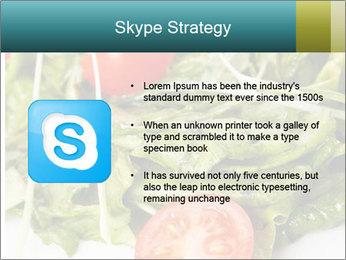 Summer salad PowerPoint Templates - Slide 8