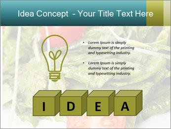Summer salad PowerPoint Templates - Slide 80