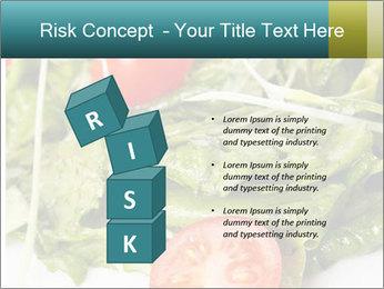 Summer salad PowerPoint Templates - Slide 81