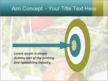 Summer salad PowerPoint Templates - Slide 83
