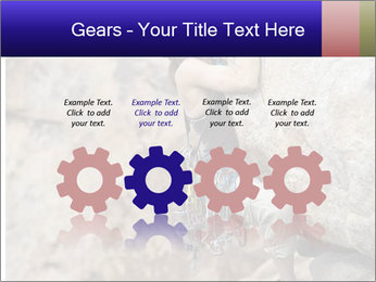 Rock climber PowerPoint Template - Slide 48