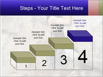 Rock climber PowerPoint Template - Slide 64