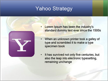 Fresh vegetable soup PowerPoint Template - Slide 11