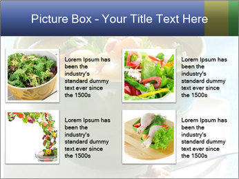 Fresh vegetable soup PowerPoint Template - Slide 14
