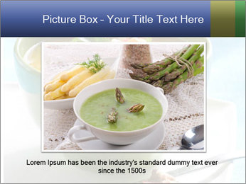 Fresh vegetable soup PowerPoint Template - Slide 16