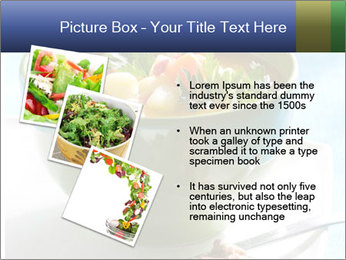 Fresh vegetable soup PowerPoint Template - Slide 17