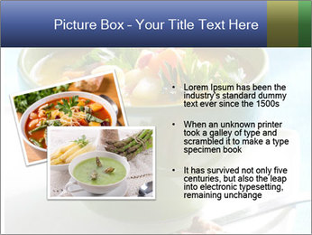Fresh vegetable soup PowerPoint Template - Slide 20