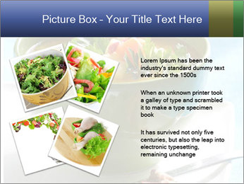 Fresh vegetable soup PowerPoint Template - Slide 23