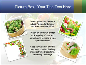Fresh vegetable soup PowerPoint Template - Slide 24