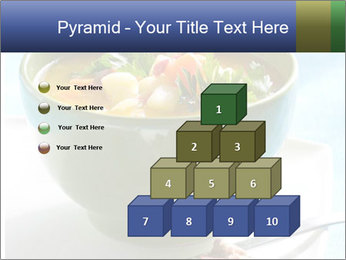Fresh vegetable soup PowerPoint Template - Slide 31