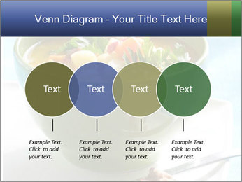 Fresh vegetable soup PowerPoint Template - Slide 32
