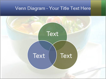 Fresh vegetable soup PowerPoint Template - Slide 33