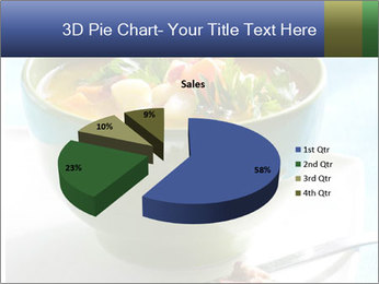 Fresh vegetable soup PowerPoint Template - Slide 35