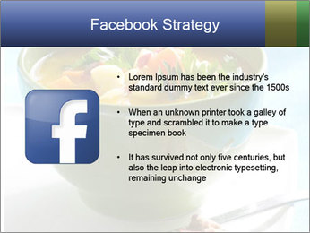 Fresh vegetable soup PowerPoint Template - Slide 6