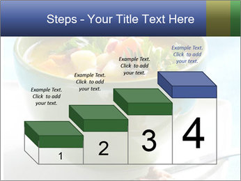 Fresh vegetable soup PowerPoint Template - Slide 64