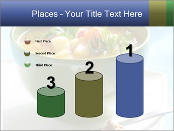 Fresh vegetable soup PowerPoint Template - Slide 65