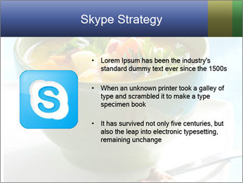 Fresh vegetable soup PowerPoint Template - Slide 8
