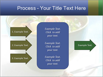 Fresh vegetable soup PowerPoint Template - Slide 85