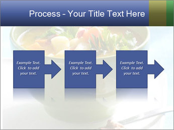 Fresh vegetable soup PowerPoint Template - Slide 88