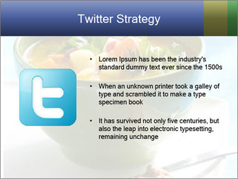 Fresh vegetable soup PowerPoint Template - Slide 9