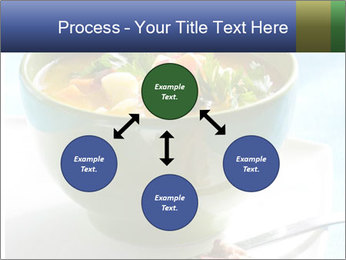 Fresh vegetable soup PowerPoint Template - Slide 91