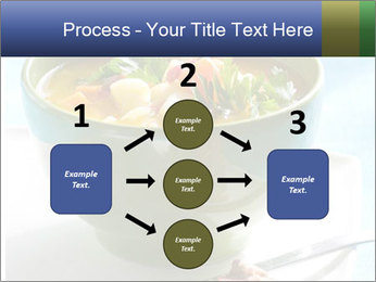 Fresh vegetable soup PowerPoint Template - Slide 92