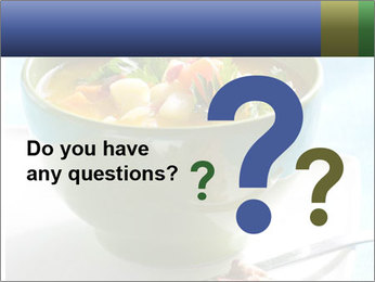Fresh vegetable soup PowerPoint Template - Slide 96