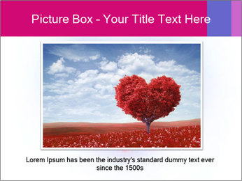 Heart isolated PowerPoint Templates - Slide 16