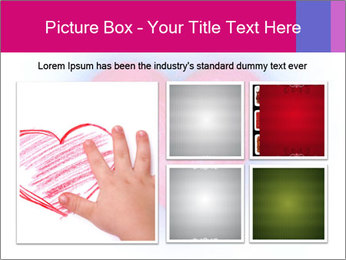Heart isolated PowerPoint Templates - Slide 19
