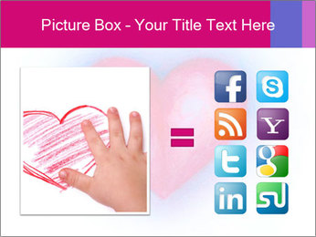 Heart isolated PowerPoint Templates - Slide 21
