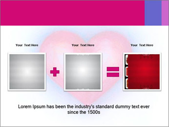 Heart isolated PowerPoint Templates - Slide 22