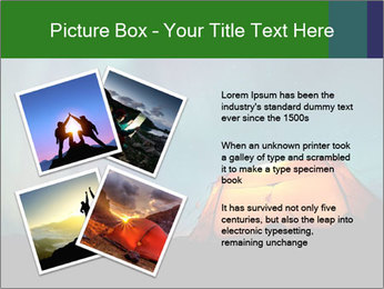 Polar Lights PowerPoint Templates - Slide 23