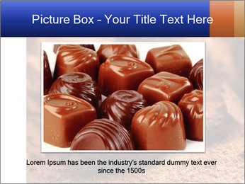 Chocolate truffle PowerPoint Template - Slide 15