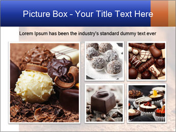 Chocolate truffle PowerPoint Template - Slide 19