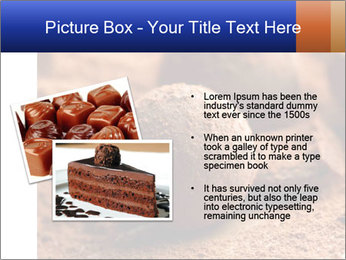 Chocolate truffle PowerPoint Template - Slide 20