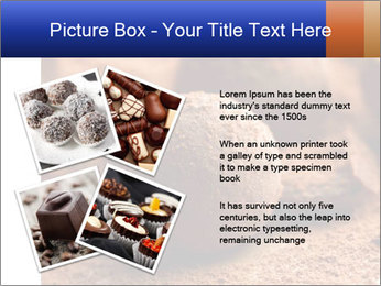Chocolate truffle PowerPoint Template - Slide 23