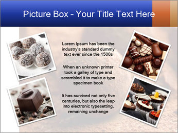 Chocolate truffle PowerPoint Template - Slide 24