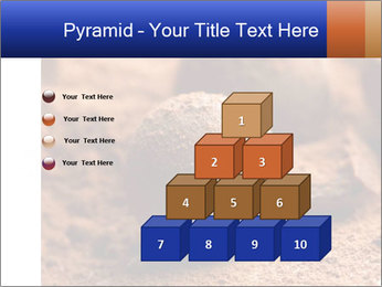 Chocolate truffle PowerPoint Template - Slide 31