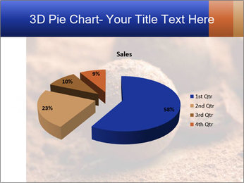 Chocolate truffle PowerPoint Template - Slide 35
