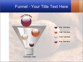 Chocolate truffle PowerPoint Template - Slide 63