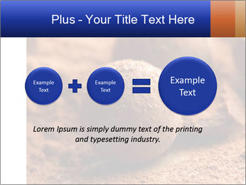 Chocolate truffle PowerPoint Template - Slide 75