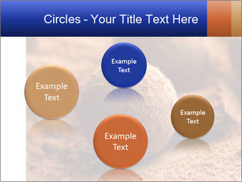 Chocolate truffle PowerPoint Template - Slide 77