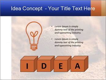 Chocolate truffle PowerPoint Template - Slide 80