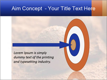 Chocolate truffle PowerPoint Template - Slide 83