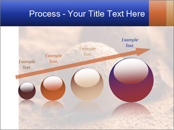 Chocolate truffle PowerPoint Template - Slide 87